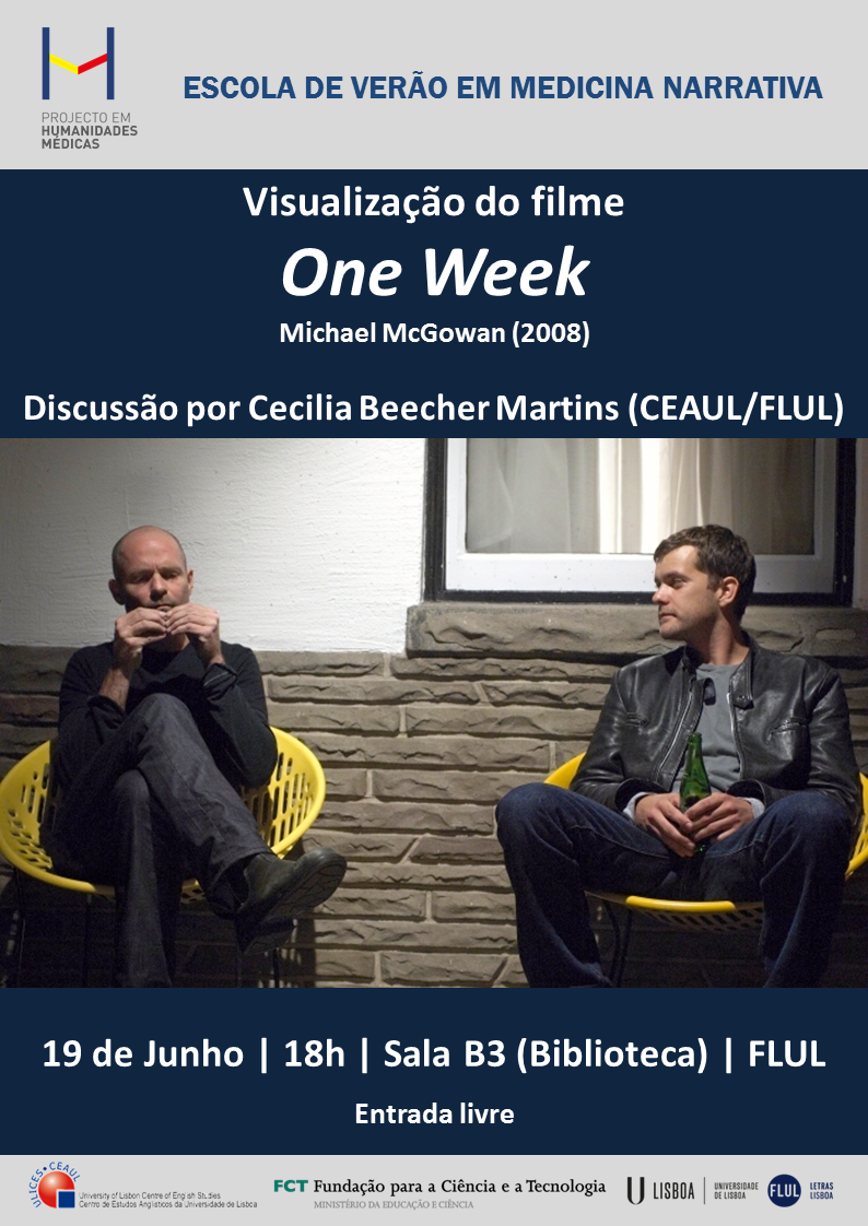 Cartaz Filme One Week_2